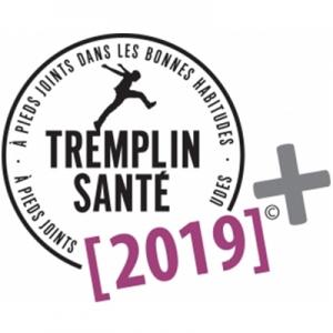 Logo Tremplin santé + 2019